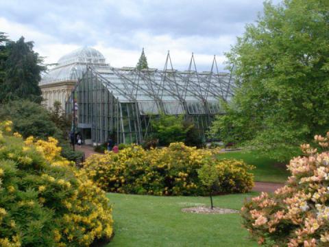 Destinos escocia por descubrir for Jardin botanico edimburgo